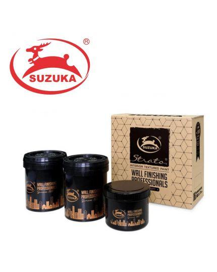 SUZUKA STRATO® CEMENT INTERIOR TEXTURED PAINT