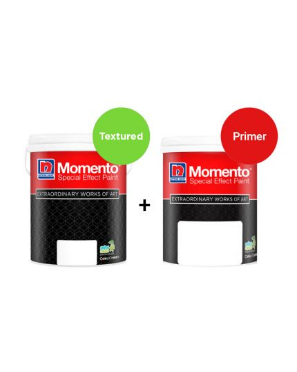 NIPPON MOMENTO® ELEGANT (TEXTURED SERIES) with MOMENTO PRIMER